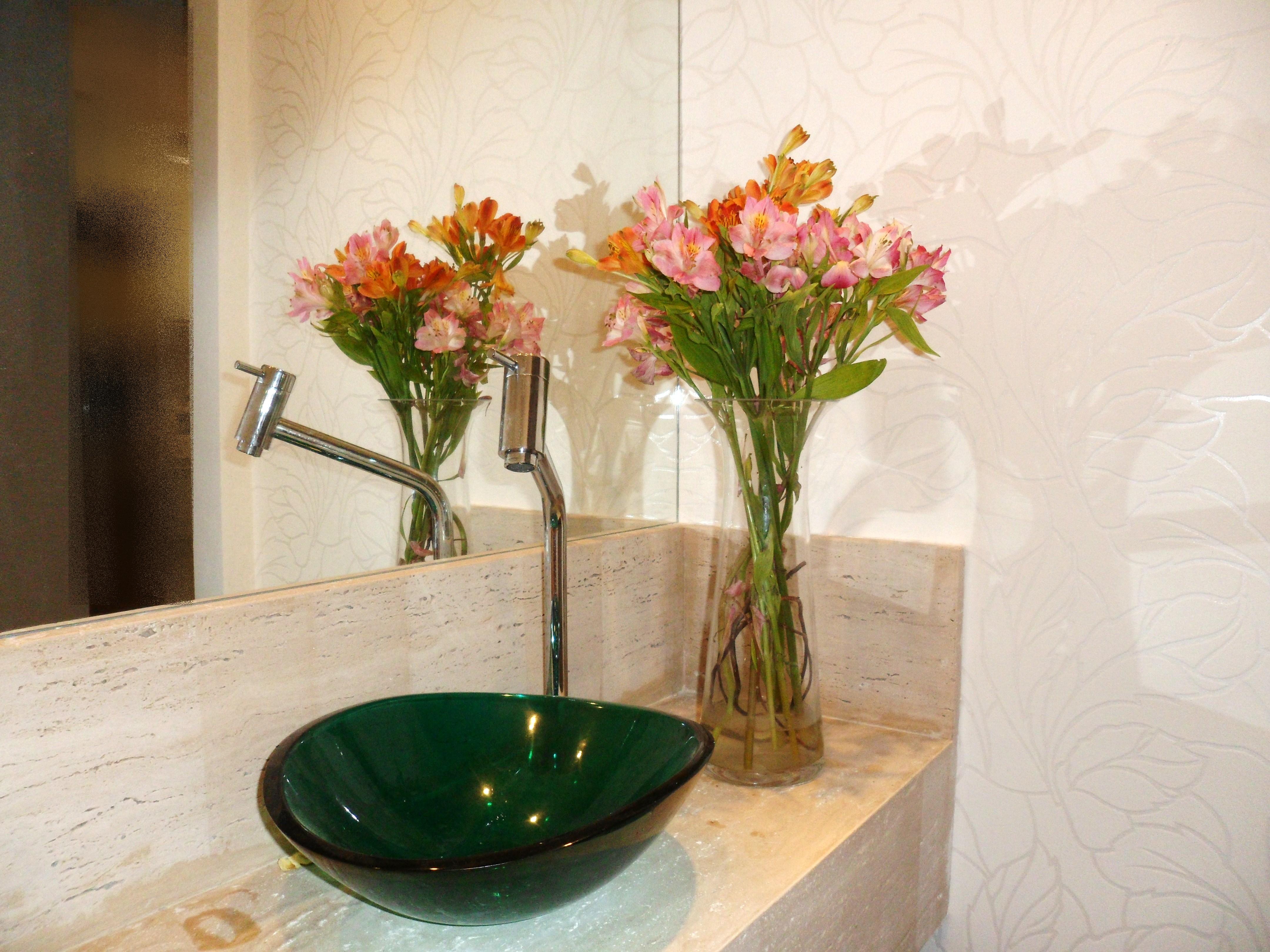 decoracao lavabo rustico : decoracao lavabo rustico:Lavabo Rústico